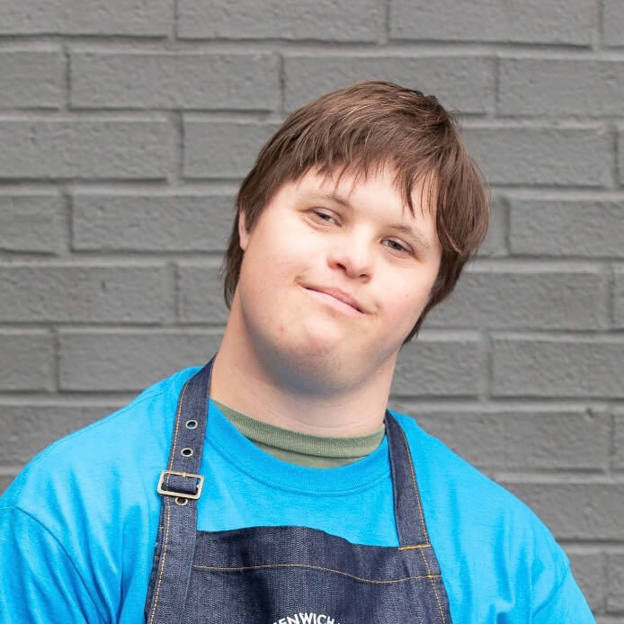 Special Needs Abilis Employee James